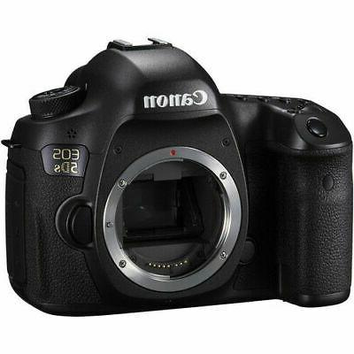 Canon 5DS Camera
