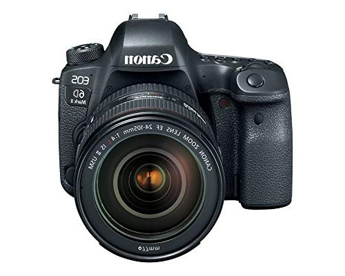 Canon II DSLR Camera with EF 24-105mm Lens - WiFi