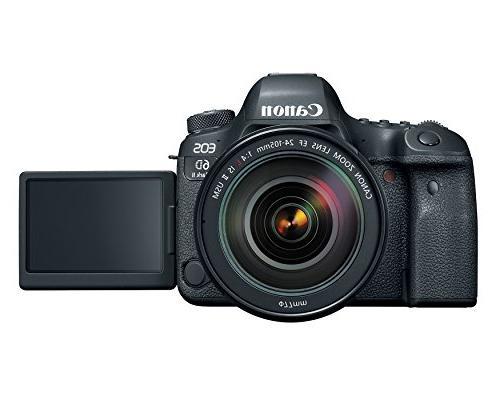 Canon 6D II EF Lens
