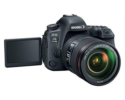 Canon EOS 6D II EF 24-105mm USM -