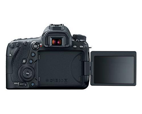 Canon II DSLR Camera EF Lens -