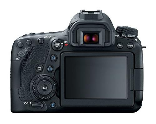 Canon EOS 6D II Camera EF 24-105mm - WiFi Enabled