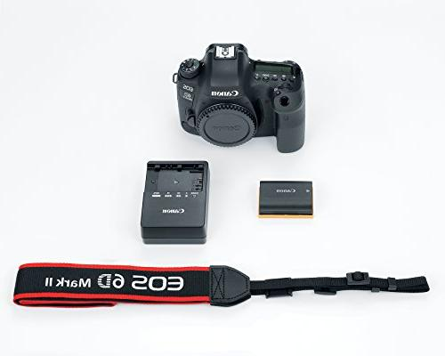 Canon EOS 6D II Digital SLR Body Enabled