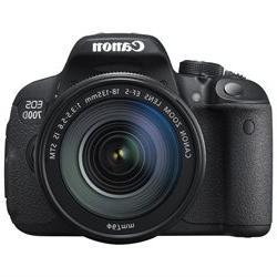 Canon EOS 700D 18 Megapixel Digital SLR Camera with Lens - 1