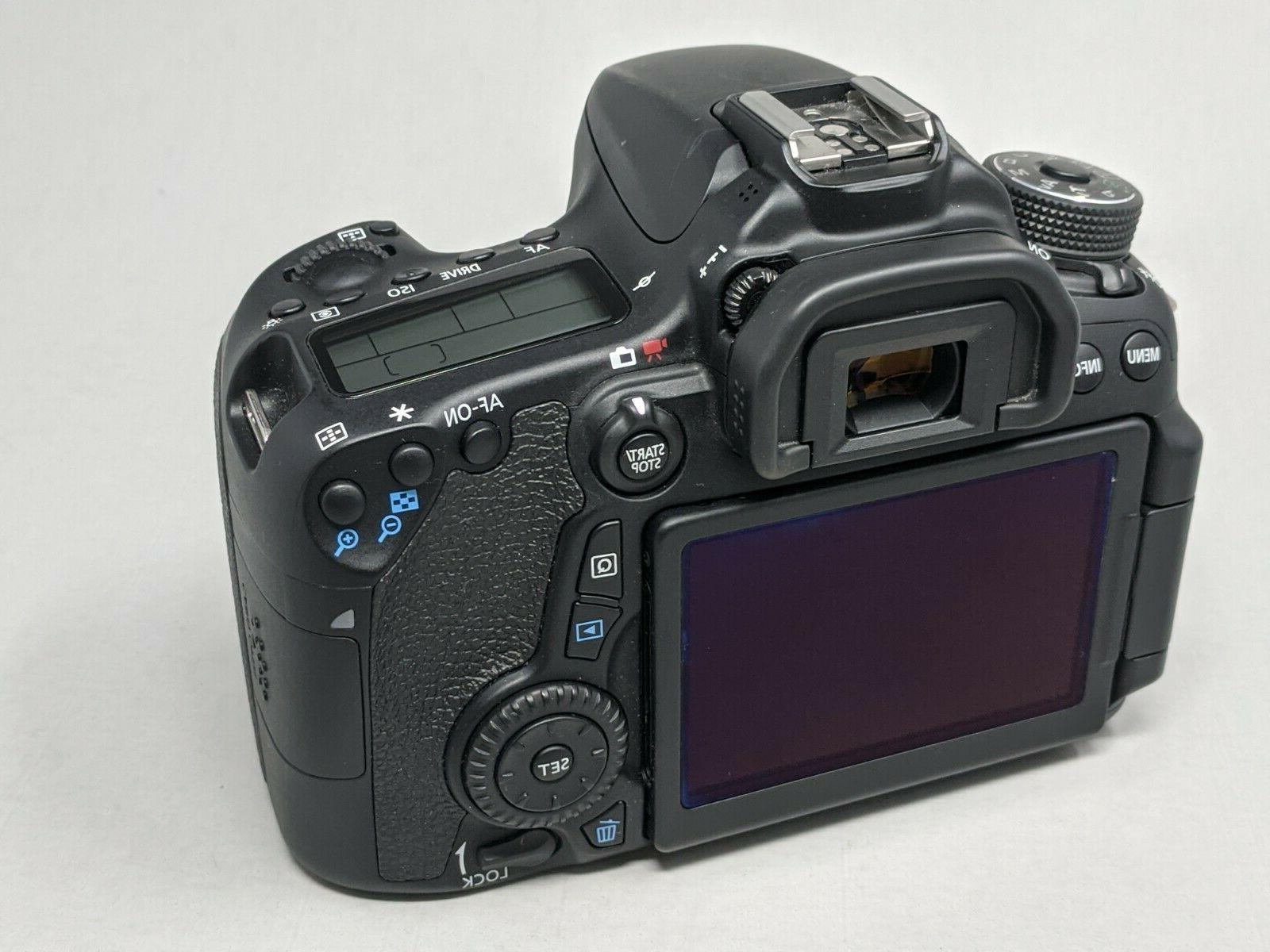 Canon EOS Digital Black -
