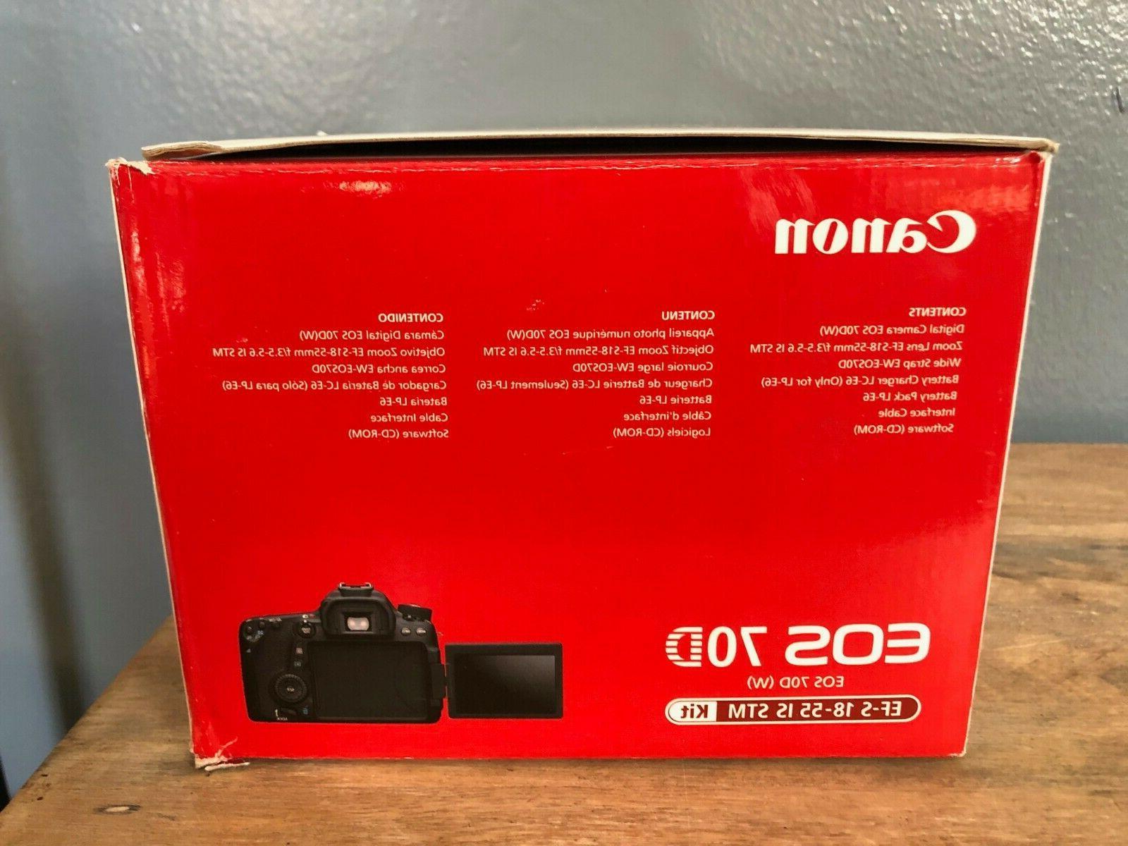 Canon Camera Kit Extras - Brand
