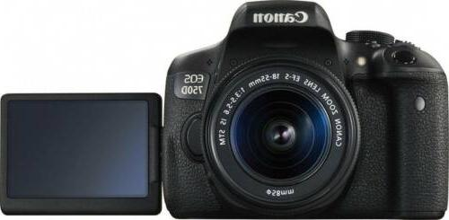 Canon EOS 24.2MP with 18-55mm