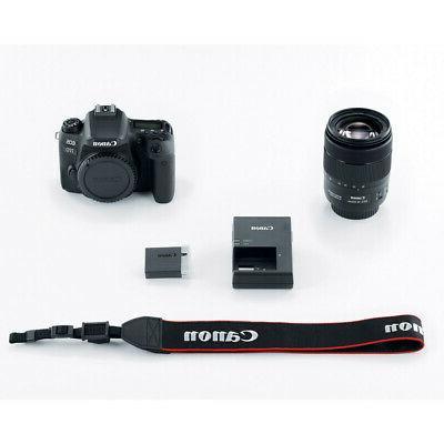 Canon EOS CMOS DSLR EF-S