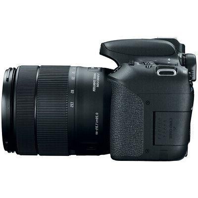 Canon EOS DSLR EF-S Lens 64GB Pro