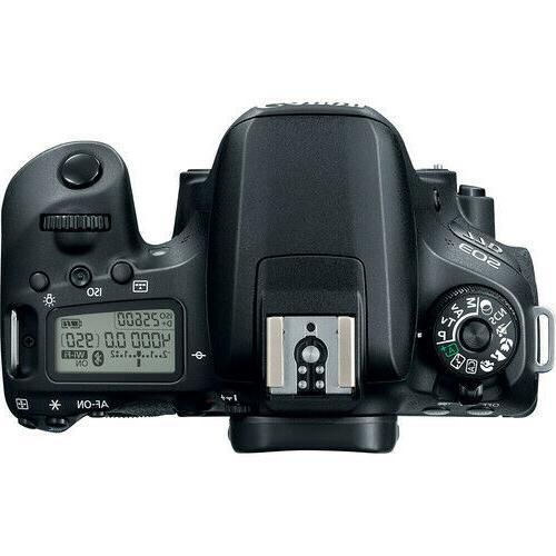 Canon Camera 18-55mm Basic bundle-24.2MP,HD 1080p
