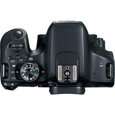 Canon EOS / T7i 24.2MP Camera !! BRAND