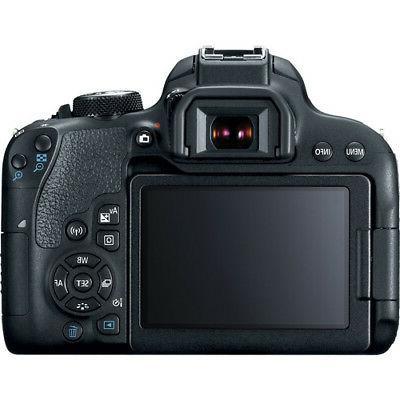 Canon EOS / T7i 24.2MP Camera