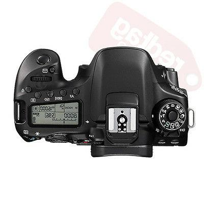 Canon EOS Megapixel with mm - Touchscreen LCD - 16:9 - Optical E-TTL II - 4000 - 1920 x 1080 Video - HDMI HD Movie Mode - Wireless