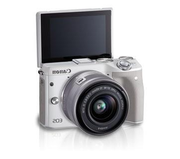 Canon 1080P Wi-Fi Camera EF-M is Lens