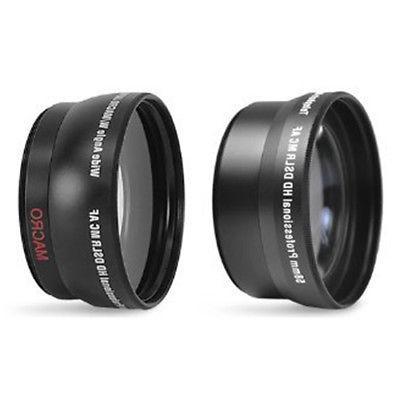 Canon EOS Camera 15-45mm Lens + ULTIMATE Bundle