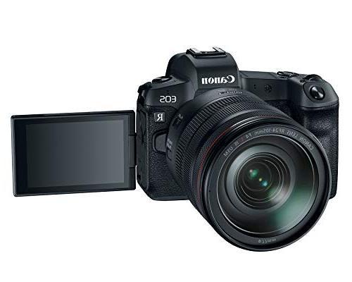 Canon EOS R Digital with Lens