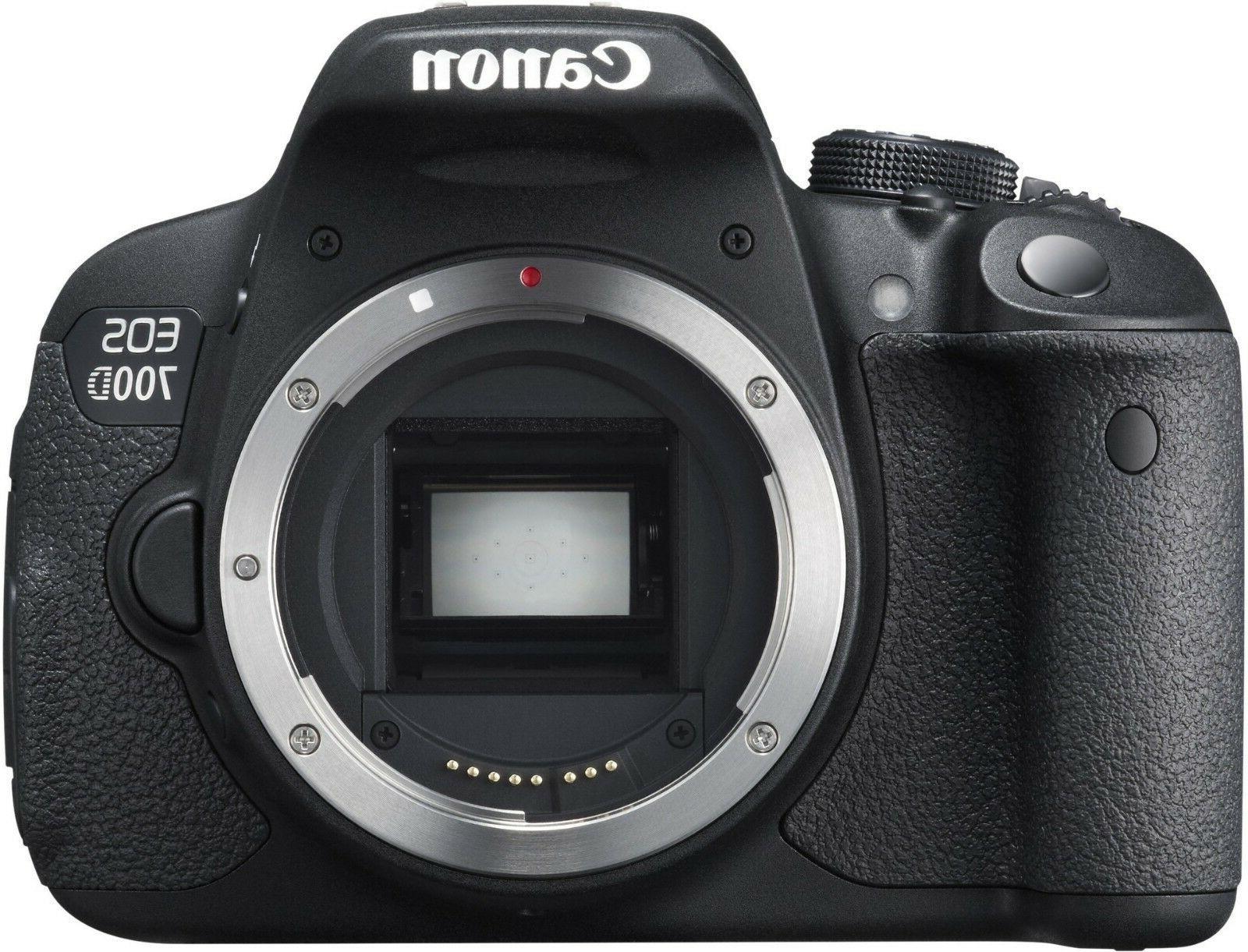 eos rebel 700d t5i digital slr camera