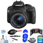 Canon EOS Rebel SL1 / 100D DSLR Camera with 18-55mm Lens !!