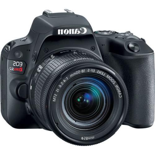 Canon EOS Rebel DSLR IS Warranty