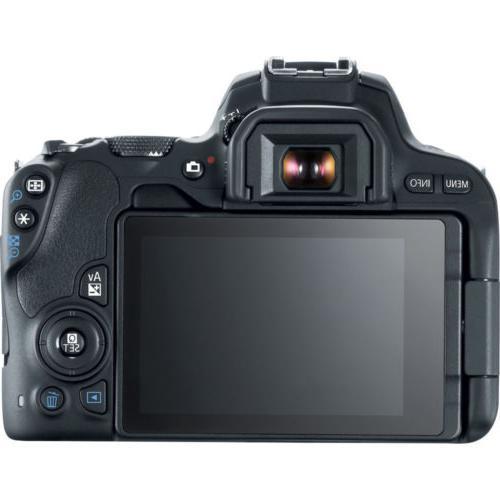 Canon EOS DSLR 18-55mm IS + Warranty