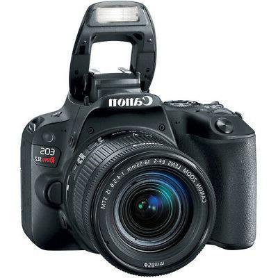 Canon SL2 with Camera Kit