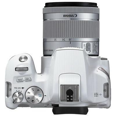 Canon SL3 DSLR IS Lens 16GB