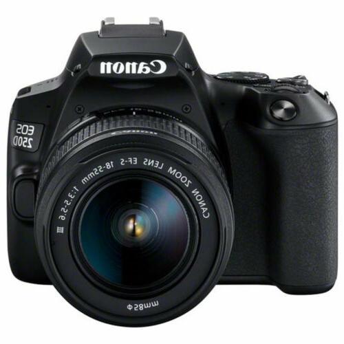 eos rebel sl3 dslr camera with 18