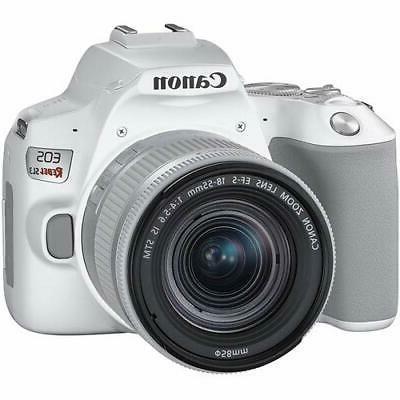 Canon EOS Rebel SL3 DSLR Camera 18-55mm Lens+ Accessory Bundle