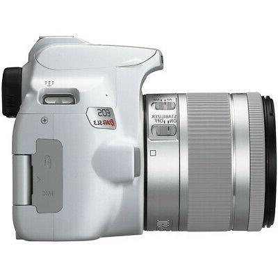 Canon EOS with 18-55mm DSLR Kit