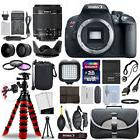 Canon EOS Rebel T5i SLR Camera with 18-55mm STM Lens+ 16GB M