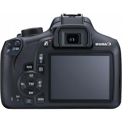 Canon EOS Rebel DSLR Camera 18-55mm - Ultimate Saving Bundle