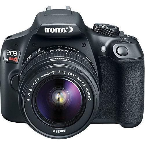 DSLR Camera EF-S 18-55mm II Lens Kit