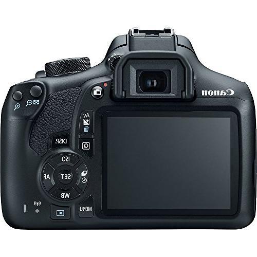 Canon EOS DSLR Camera 18-55mm & II Lens Kit
