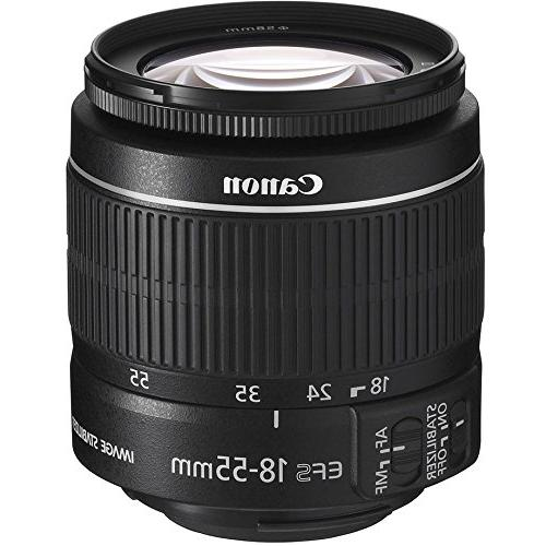 Canon EOS Rebel T6 DSLR EF-S 18-55mm II Kit