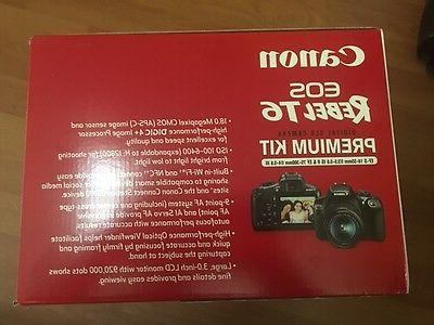 Canon 18 Camera with 18 mm mm - - Optical - - Image 1080 Video HDMI Movie Mode LAN