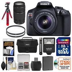 Canon EOS Rebel T6 Wi-Fi Digital SLR Camera & 18-55mm IS II