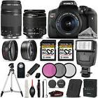 Canon EOS Rebel T6i / 750D 24.2 MP DSLR Camera + 18-55mm IS