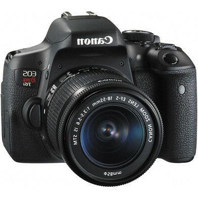 eos rebel t6i dslr camera with ef