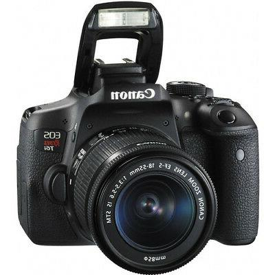 Canon EOS DSLR with 18-55mm 0591C003