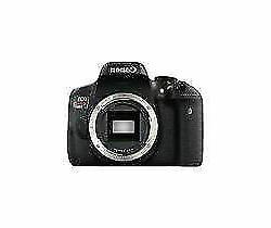 Canon EOS Rebel T6i / EOS 24.2MP Digital SLR Camera - Blac