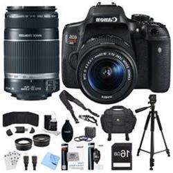 Canon EOS Rebel T6i Digital SLR Camera Kit with EF-S 18-55mm