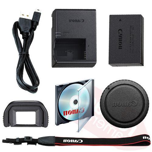 Canon EOS Rebel Digital 24.2 Wi-Fi New