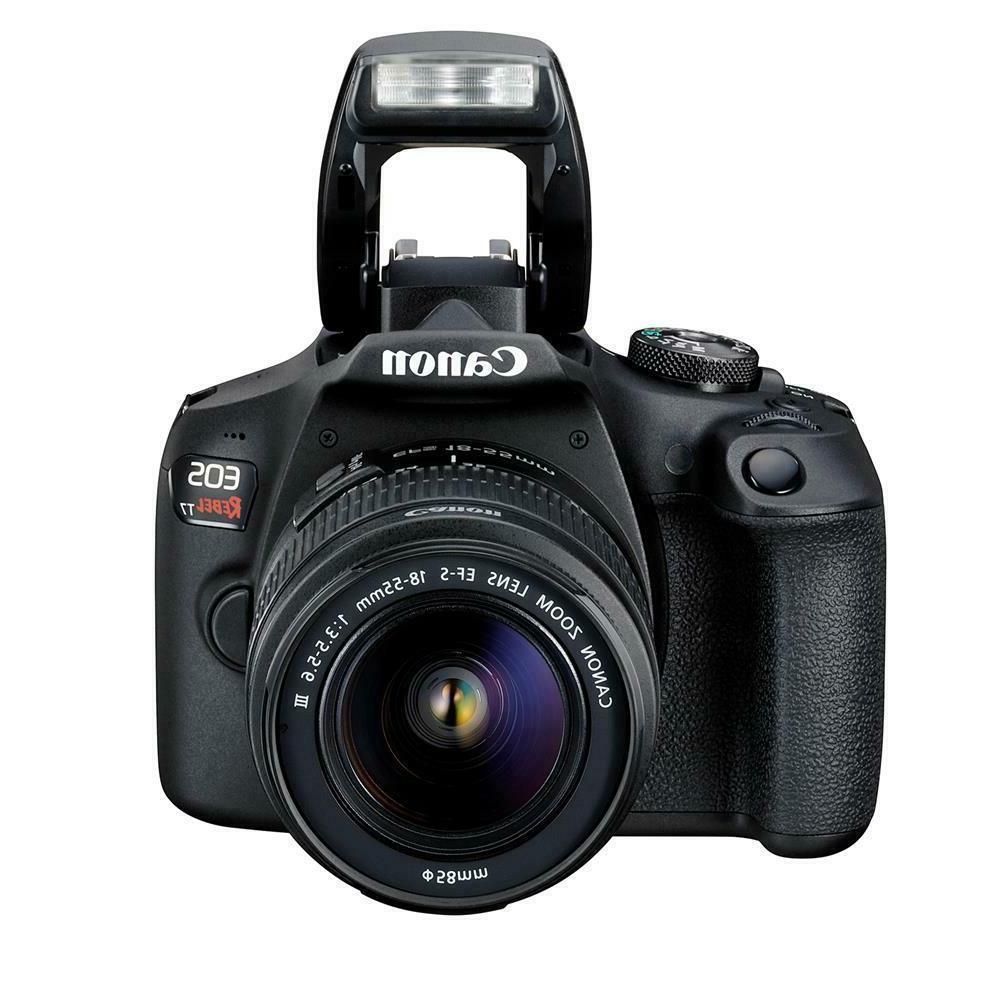 Canon EOS T7 24.1 MP Digital Camera Black