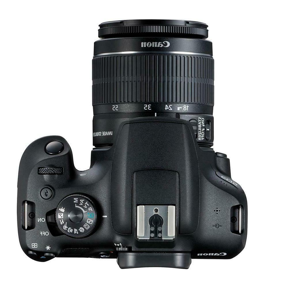 Canon EOS Rebel 24.1 SLR Camera -