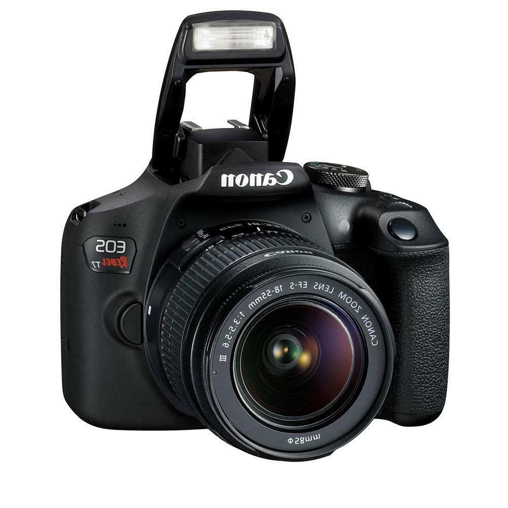 Canon EOS Rebel 24.1 Camera - Black