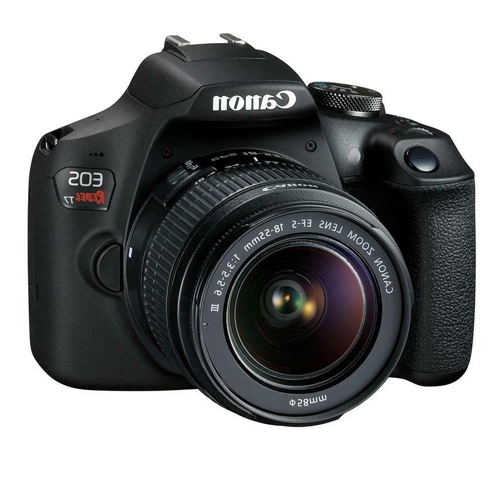 Canon EOS Rebel T7 Camera -