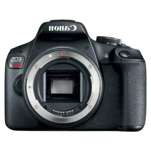 Canon DSLR EF-S 18-55mm IS + EF 75-300mm Lens