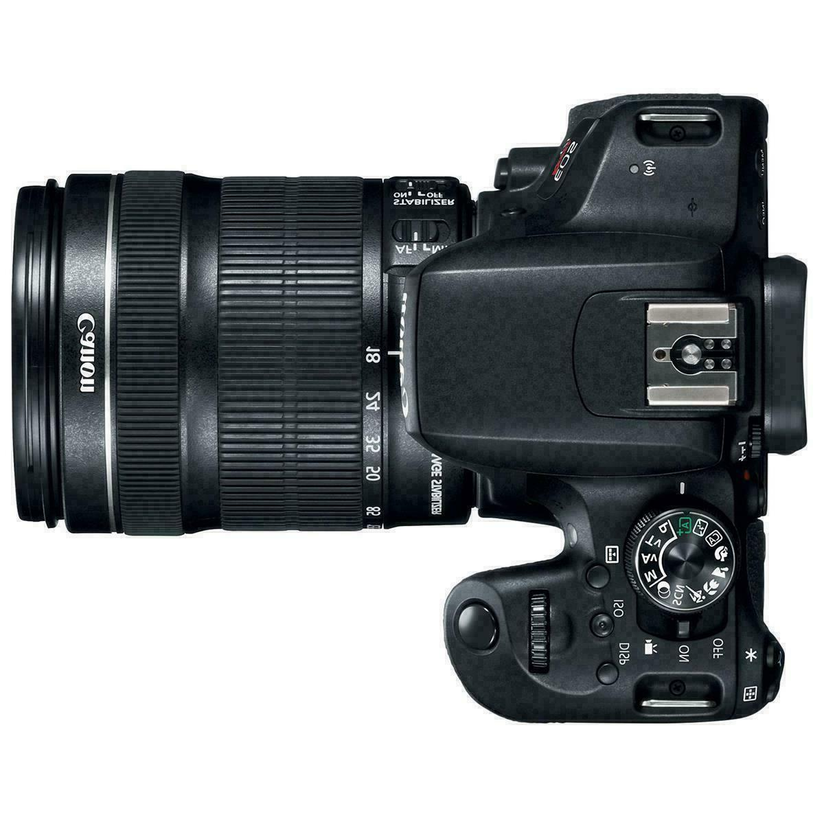 24MP 18-135 IS STM Kit-HD-WiFi/NFC-NIB