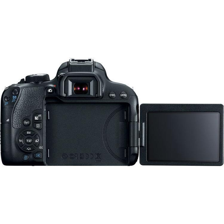 Canon EOS Black
