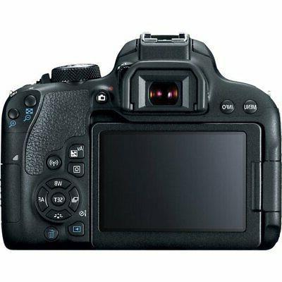 Canon Rebel DSLR Camera Starter